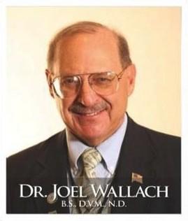 Dr. Joel Wallach B.S., D.V.M., N.D.